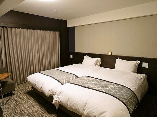 リッチモンドホテル東大阪の客室の写真