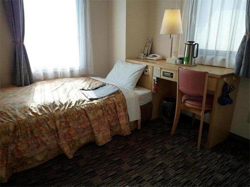 名古屋栄グリーンホテルの客室の写真