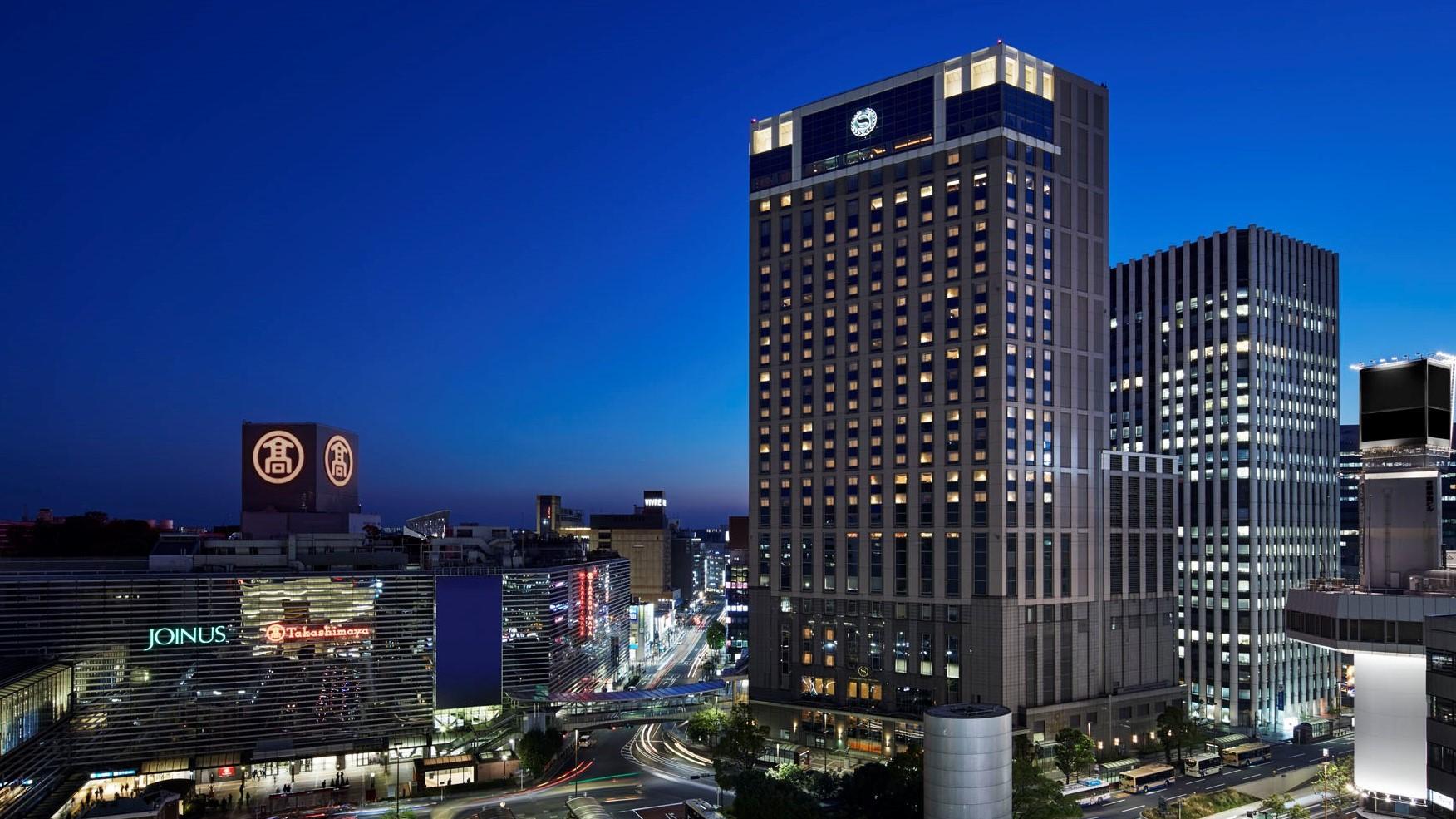 横浜で朝食の美味しいおすすめホテル