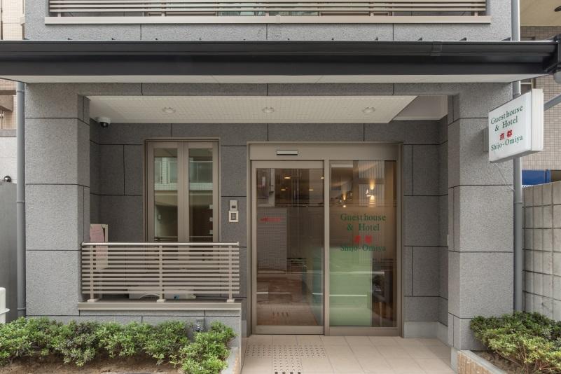 Guesthouse&Hotel 京都 Shijo-Omiya