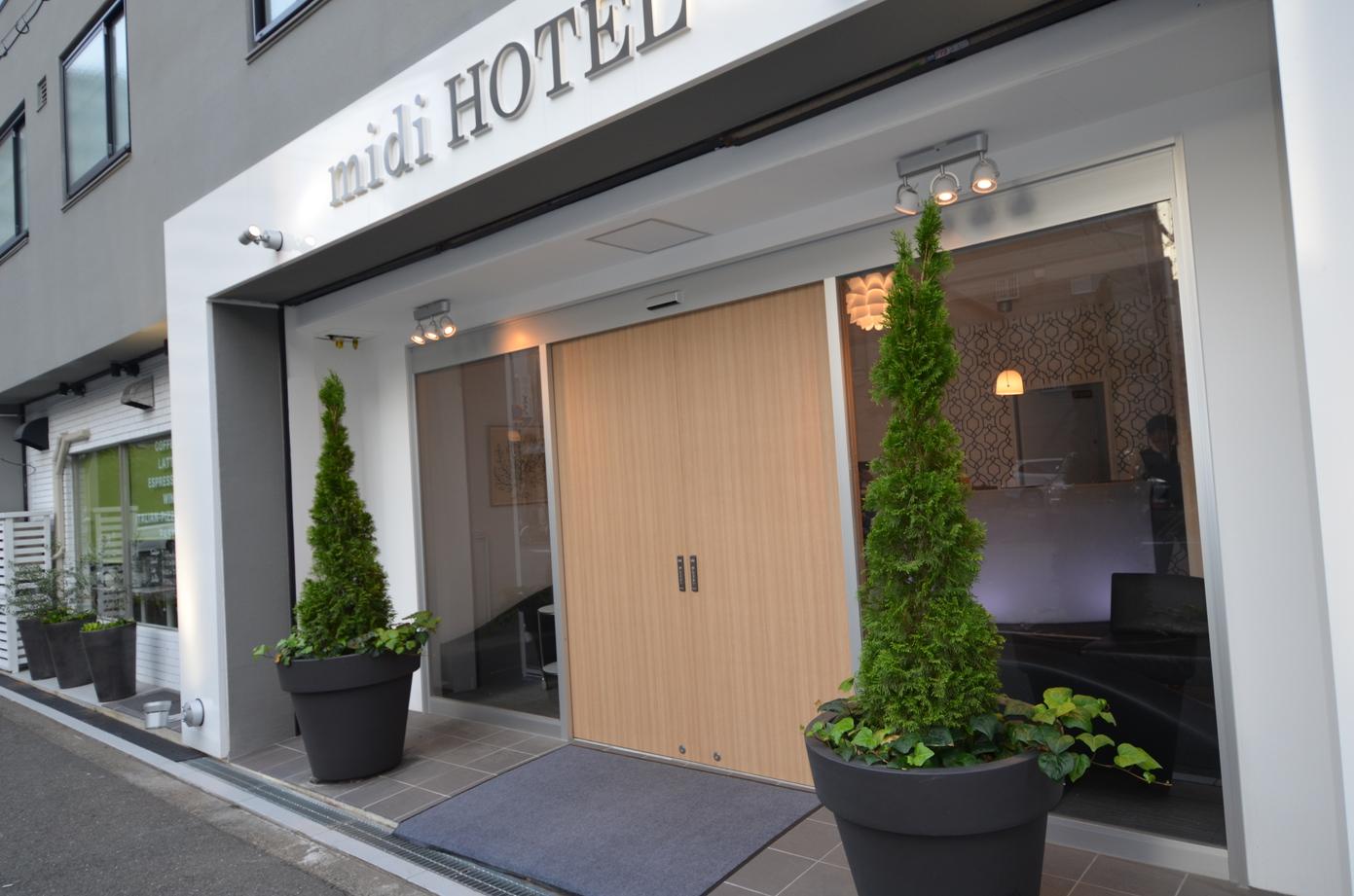 midi HOTEL(ミディホテル)...