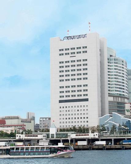 ベイサイドホテルアジュール竹芝・浜松町...