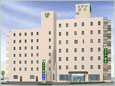 ホテル新永
