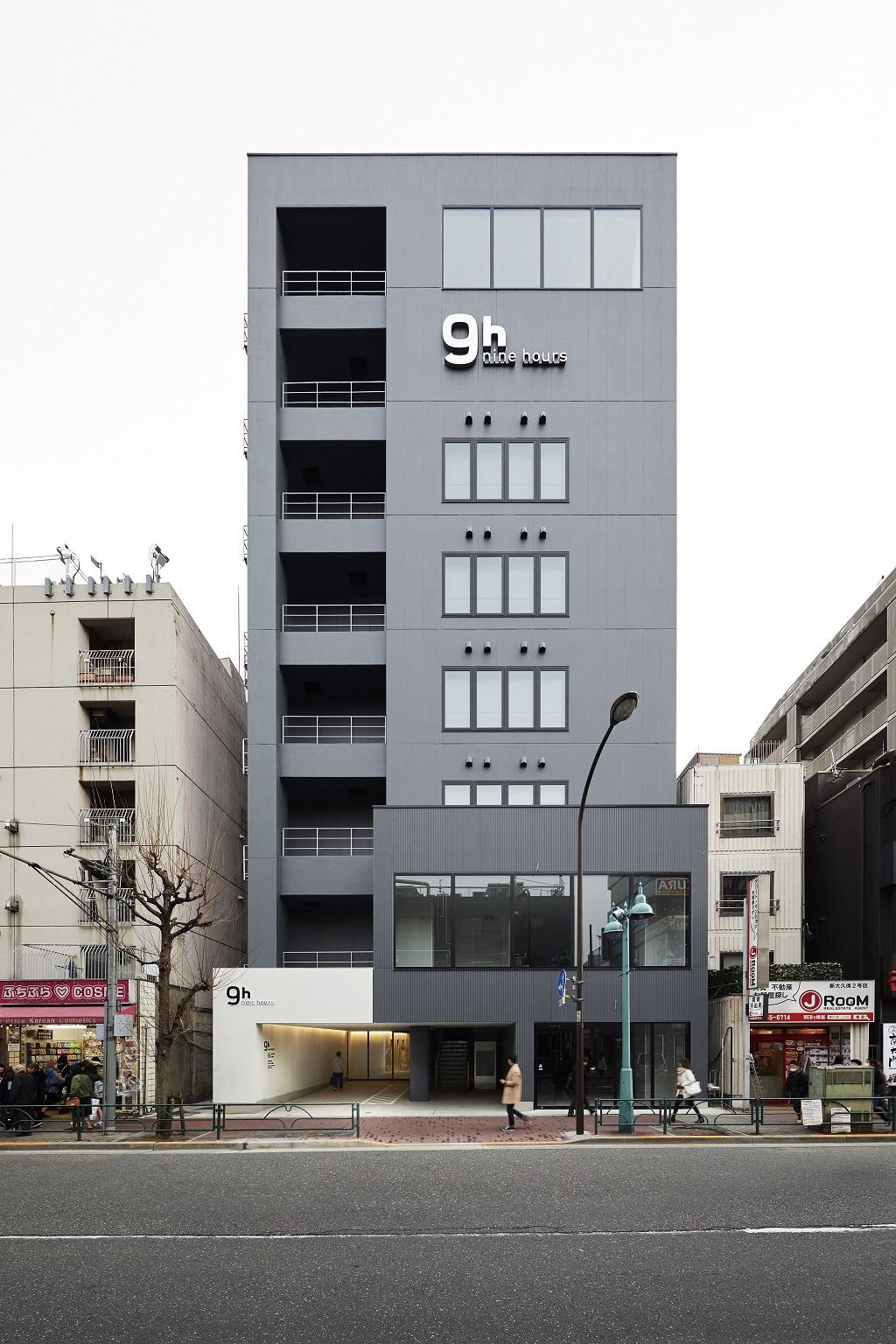 ナインアワーズ北新宿