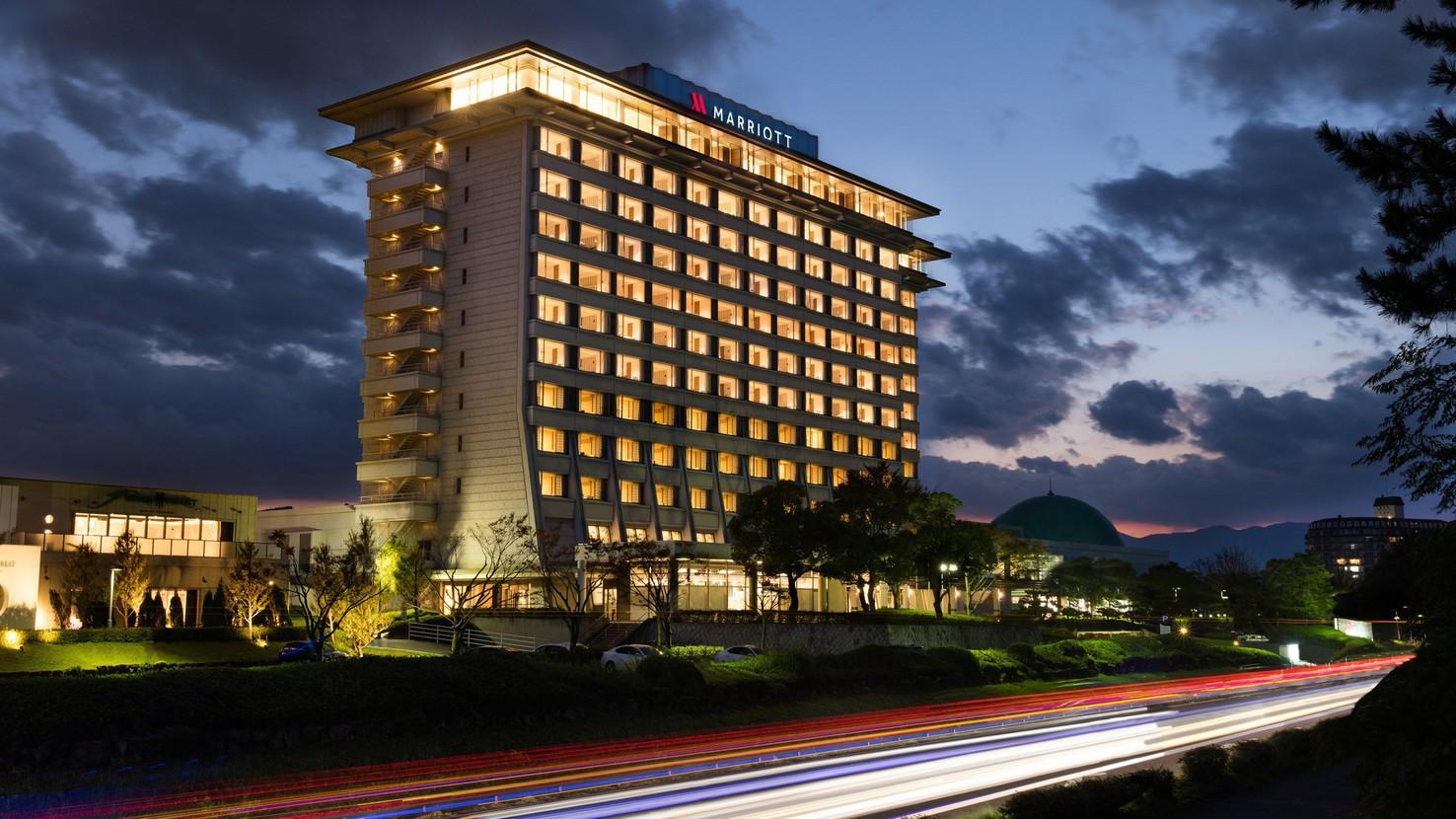 琵琶湖マリオットホテル...
