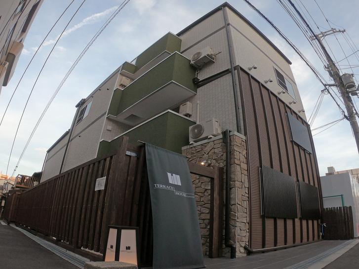 TERRACE+HOUSE(テラスハウス)谷町