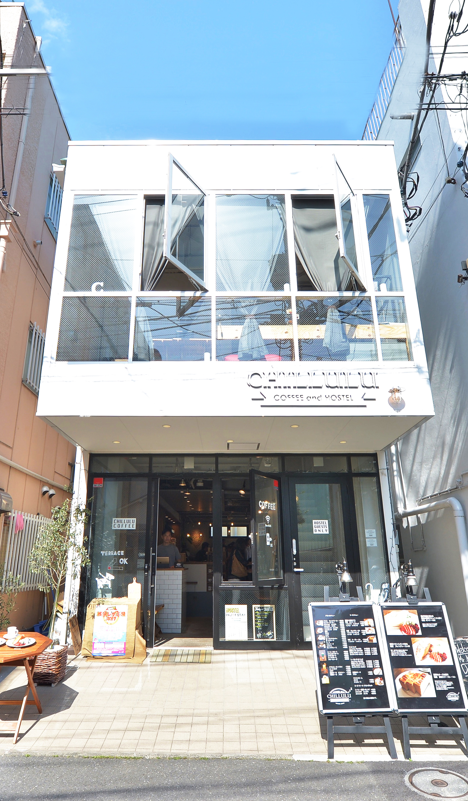 CHILLULU COFFEE AND HOSTELの施設画像