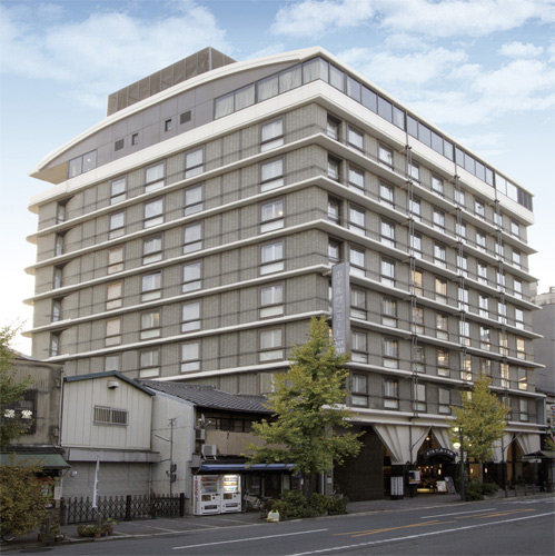 ホテルサンルート京都...