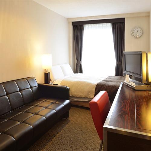ホテルサンルート京都の客室の写真