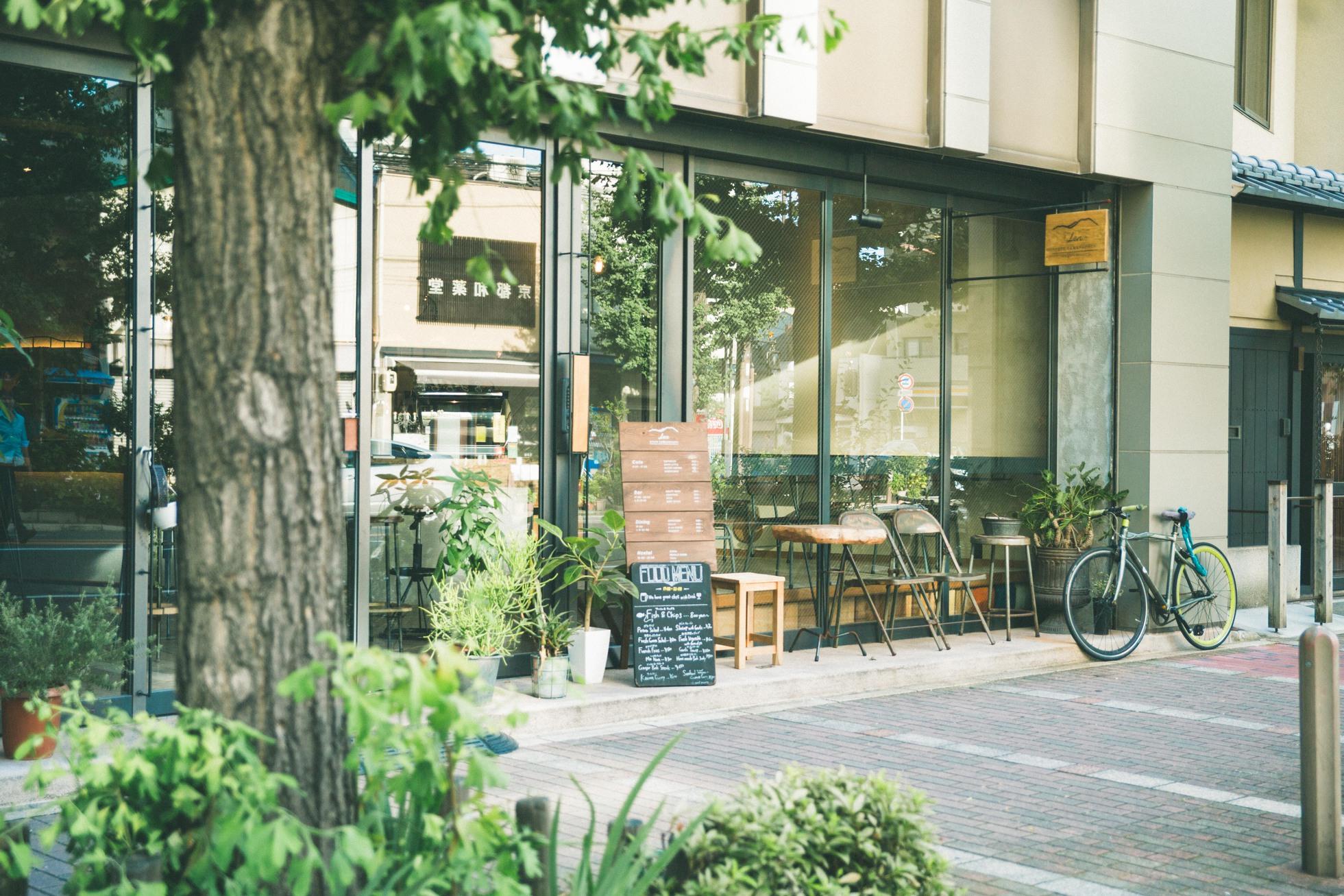 Len Kyoto Kawaramachi