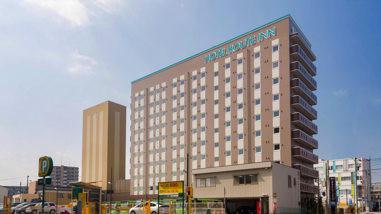 ホテルルートイン高岡駅前の施設画像