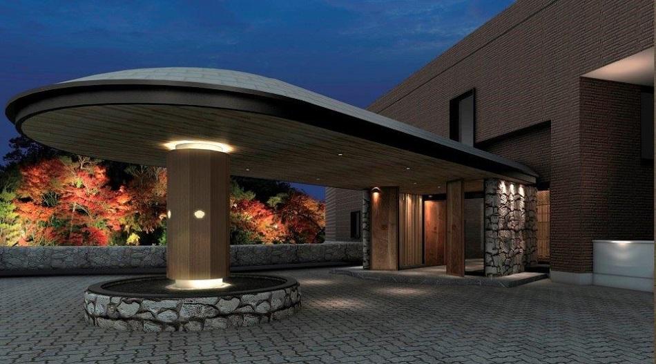 グルメな義理の両親が喜びそうな定山渓温泉で食事が美味しそうな宿を教えて下さい。