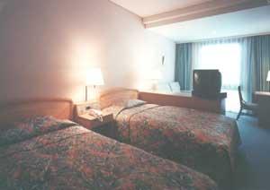 隠岐ビューポートホテル <隠岐諸島>の客室の写真