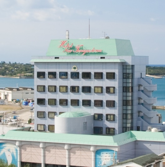 ホテルニュー種子島