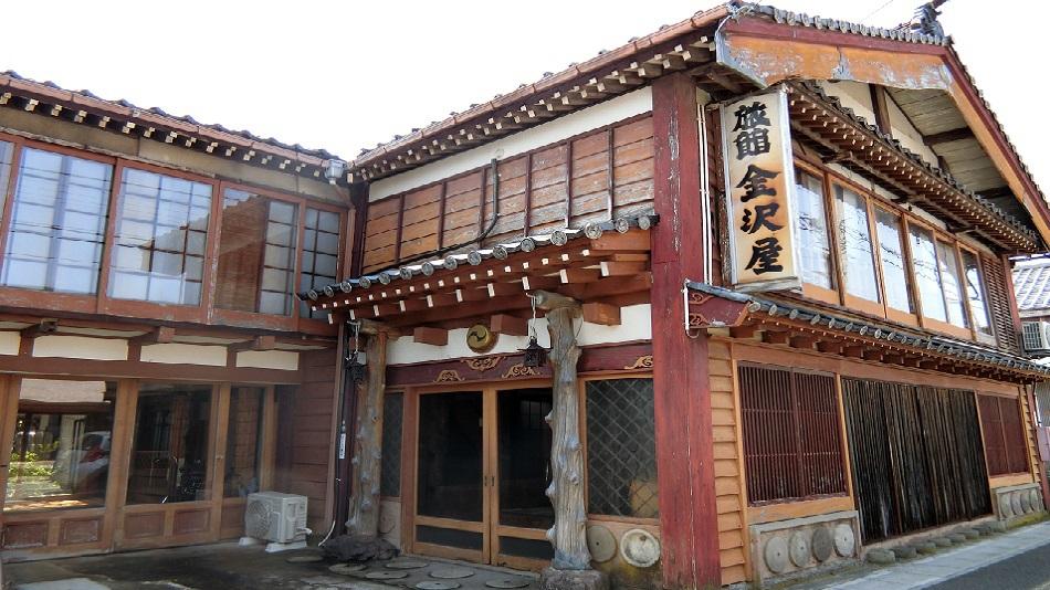 金沢屋旅館 <佐渡島>