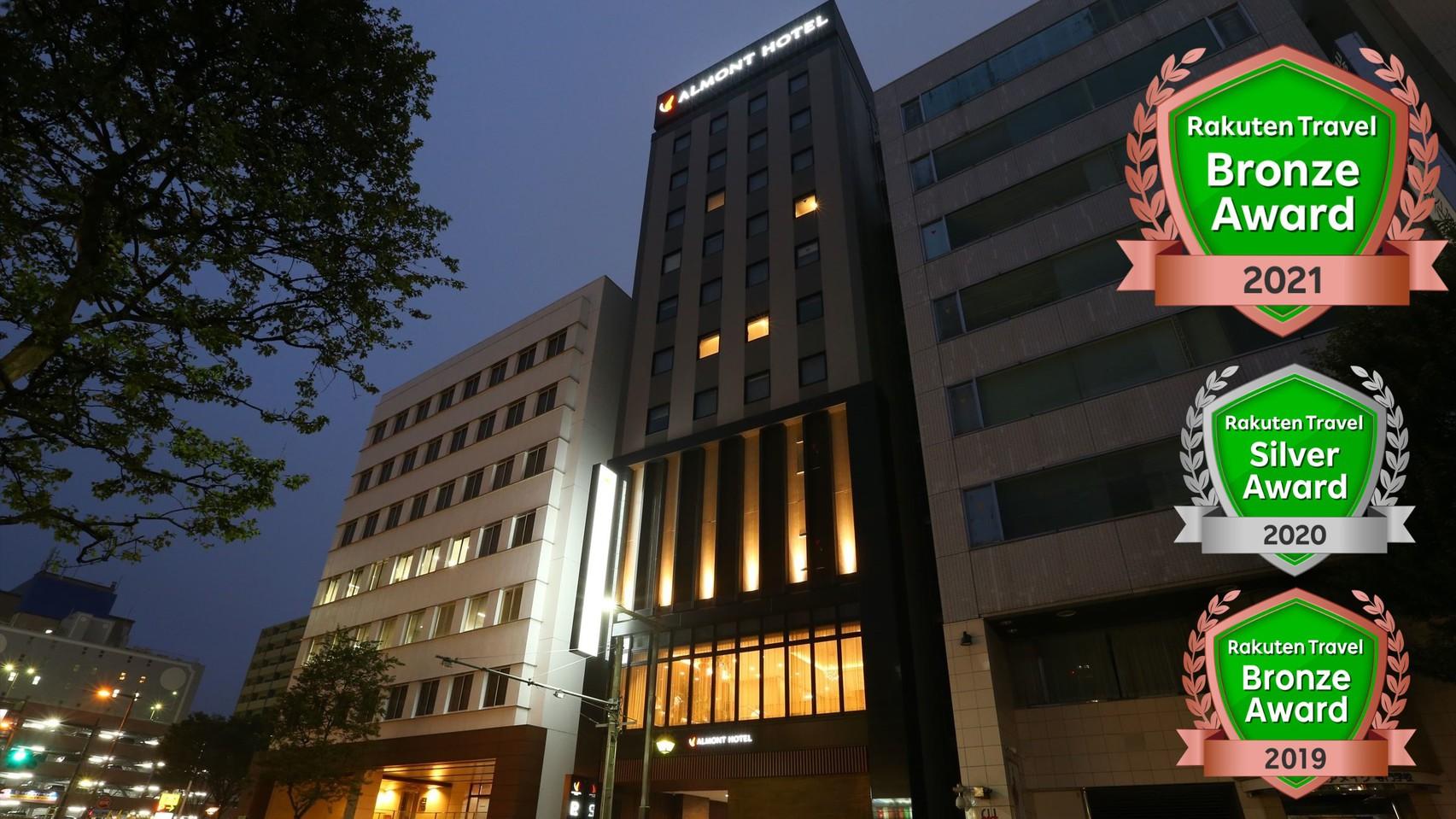 アルモントホテル仙台 その1