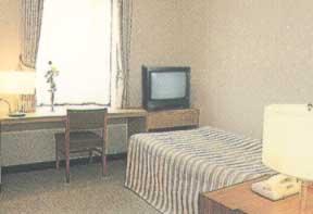 笠岡グランドホテルの客室の写真