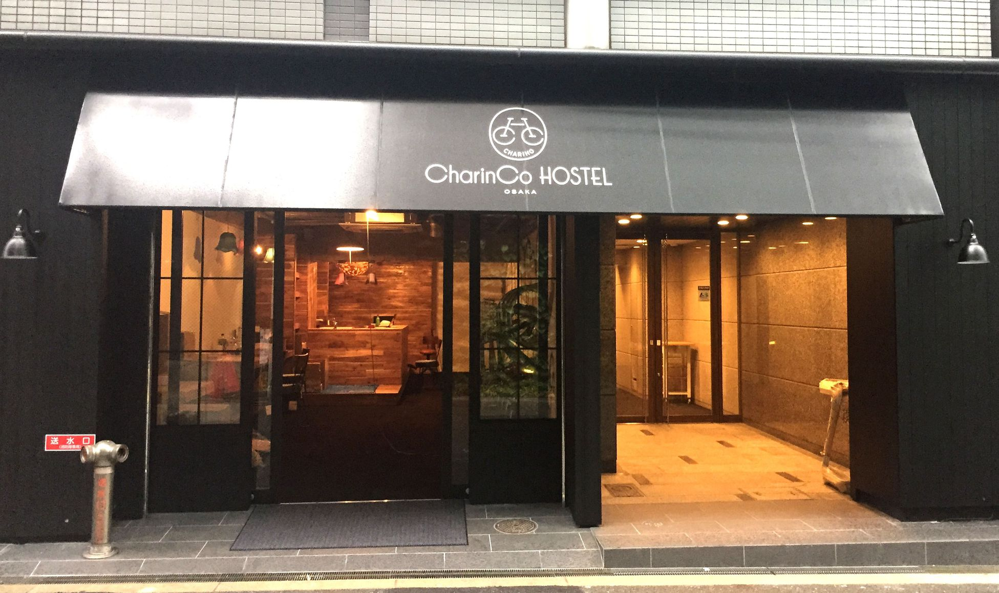 Charin Co Hostel OSAKA
