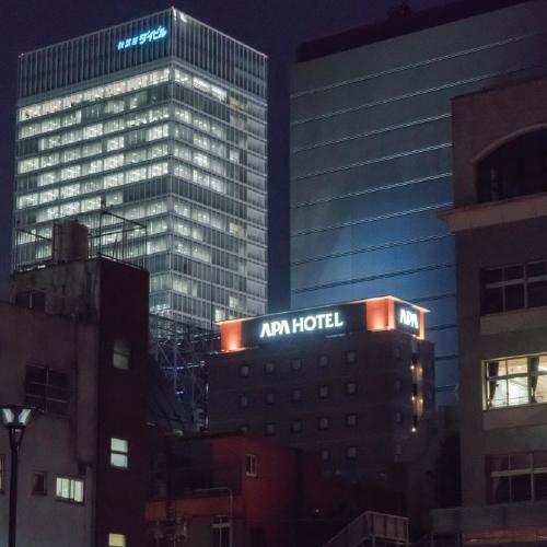 アパホテル<秋葉原駅電気街口>