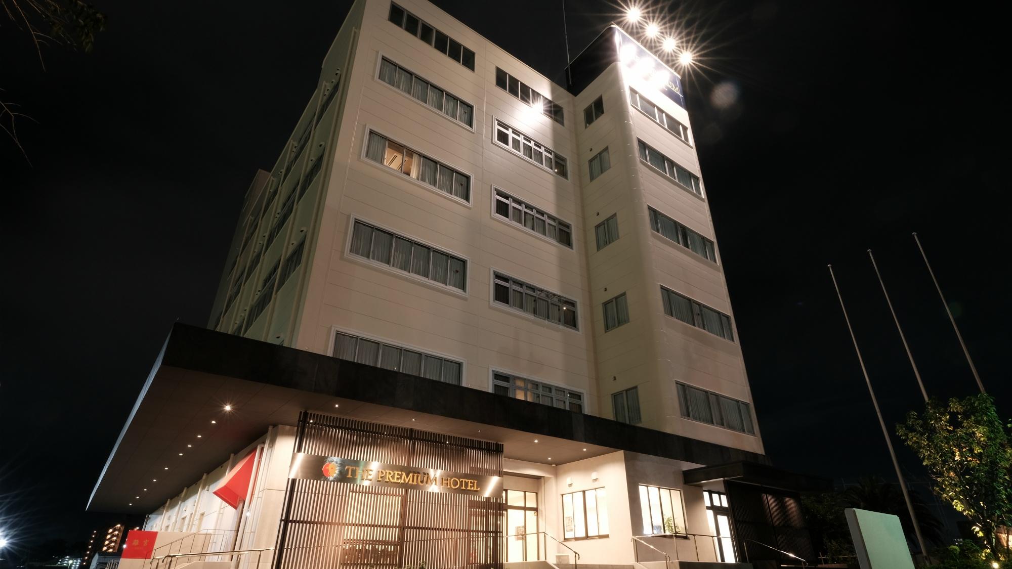 プレミアムホテルりんくう(THE PREMIUM HOTEL...