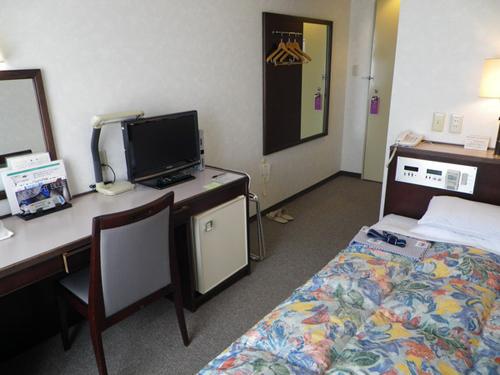 三次グランドホテルの客室の写真