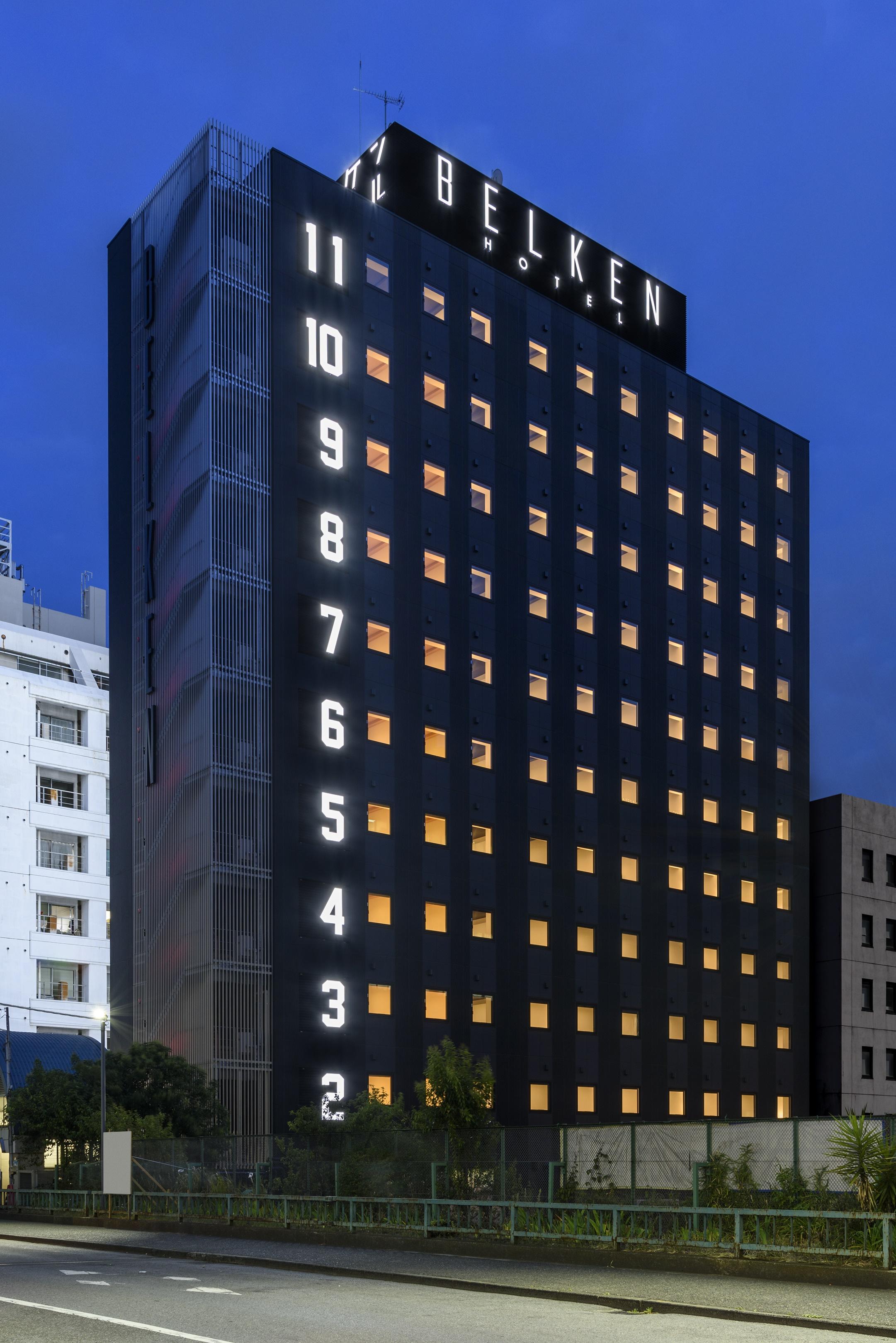 ベルケンホテル東京(2017.6.24 ...