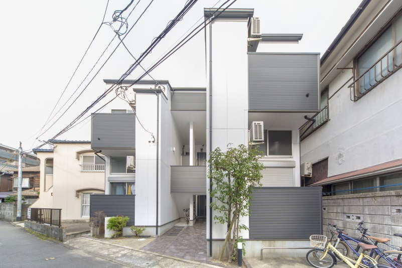 TRIP POD MINOSHIMA −room−(旧:TATERU ROOM 美野島)