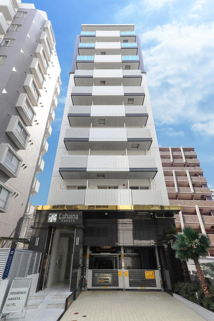 Residence Hotel Hakata1