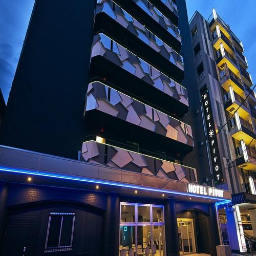 大阪で、格安で素泊まりができる宿を探しています。