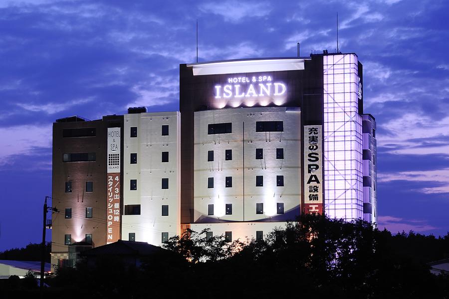 HOTEL&SPA ISLAND【大人専用18禁・ハピホテ提携】の施設画像