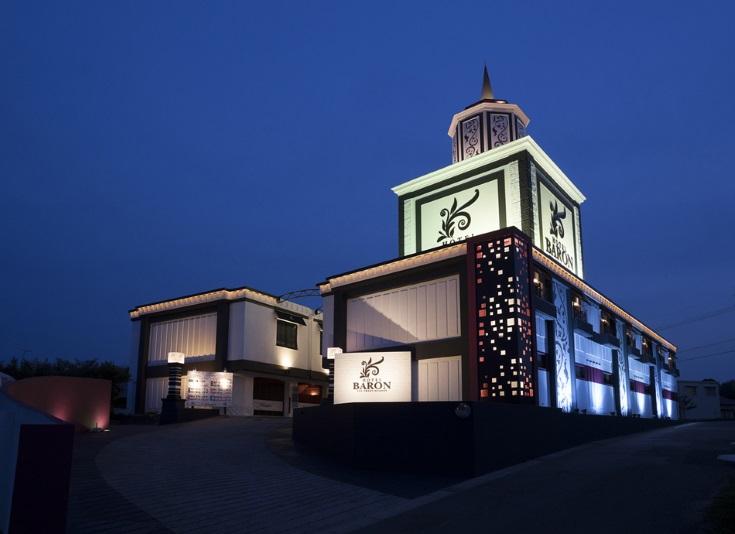 HOTEL BARON —THE SWEET MODERN—【大人専用18禁・ハピホテ提携】