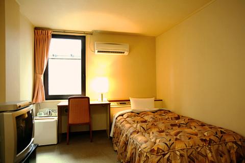 ホテル喜多八の客室の写真