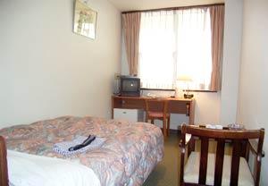 ホテルニューオーテの客室の写真