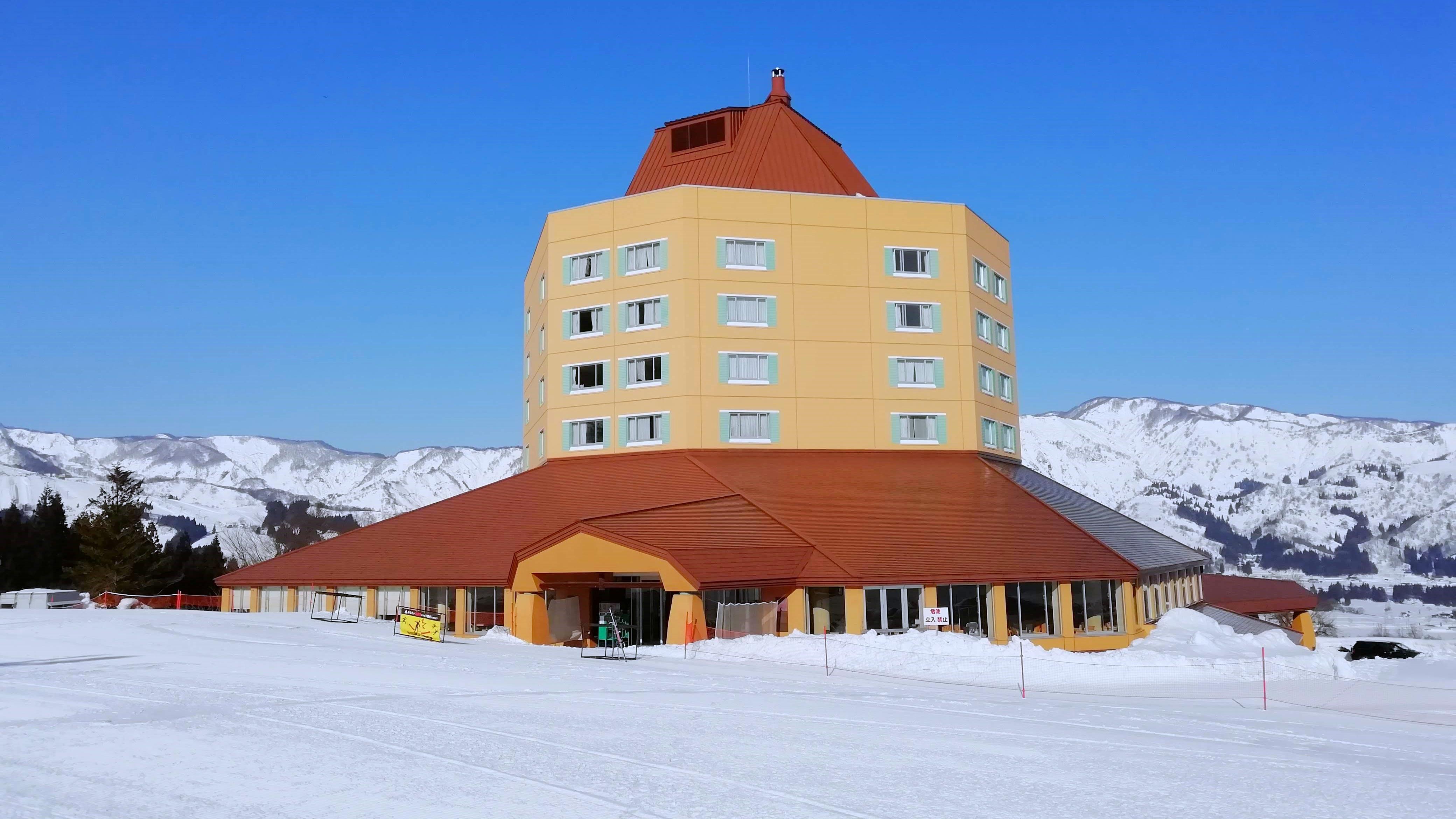 舞子高原ホテル(旧セントレジャー舞子ホテル)