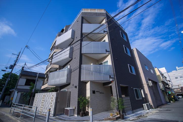 TERRACE+HOUSE森ノ宮