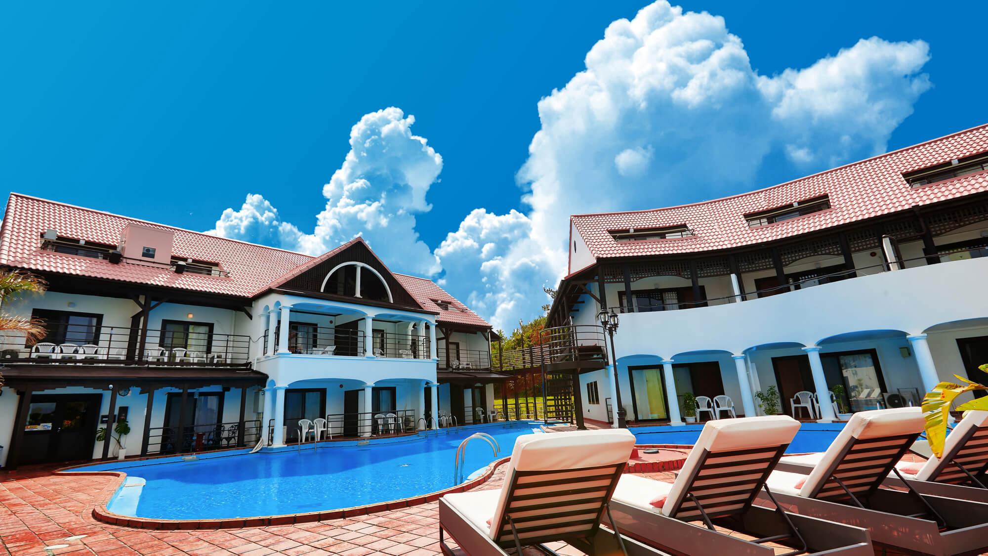 ザ・プールリゾート沖縄(The Pool Resort OK...