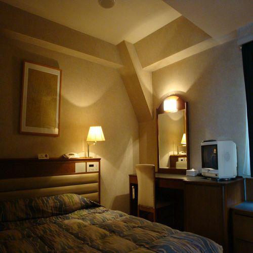ザ・カナーンホテルの客室の写真