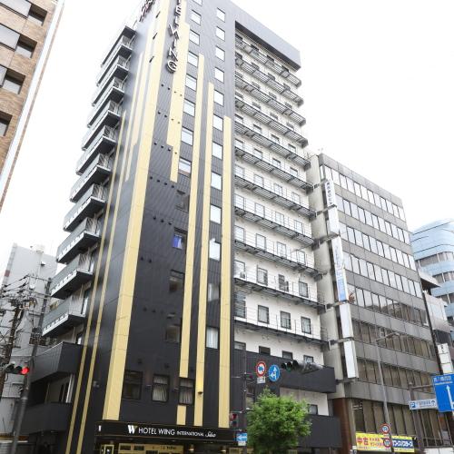 ホテルウィングインターナショナルセレクト大阪梅田(2018年...