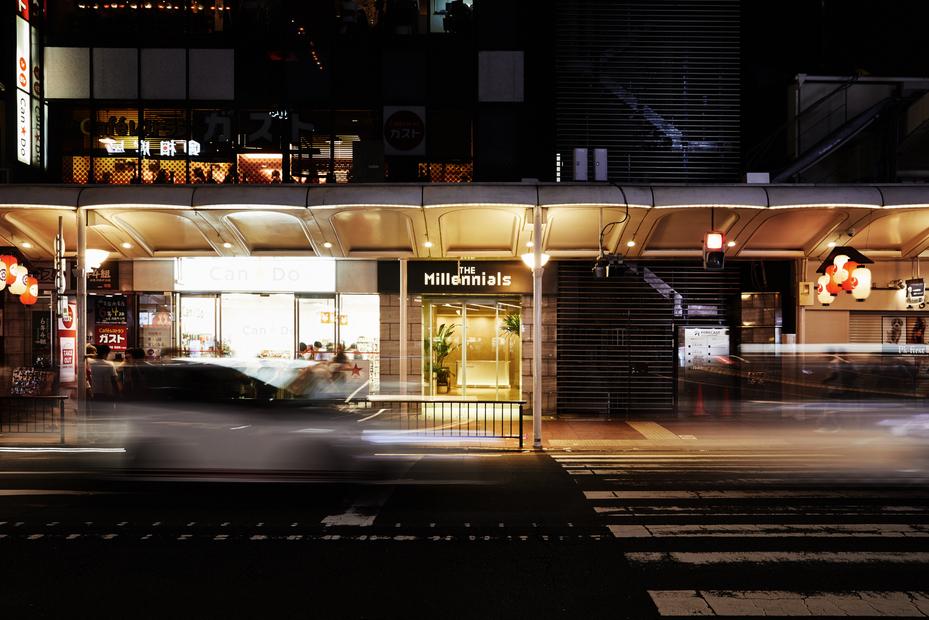 THE MILLENNIALS KYOTO(ザ ミレニアルズ京都)