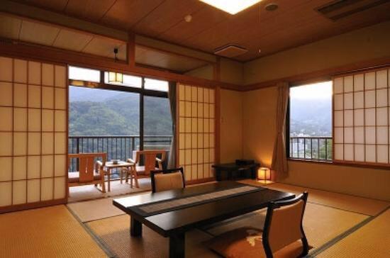 湯河原温泉 ふる里の風 旅館 栞 画像
