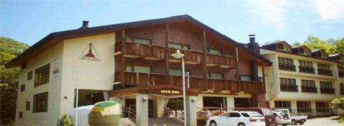 志賀山温泉 ホテル ベルグの詳細