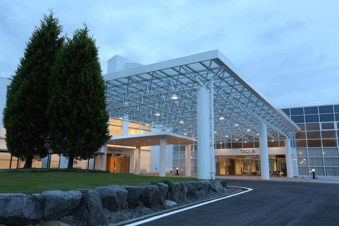 天山 多久温泉 TAQUA(2018年7月8日グランドオープン)