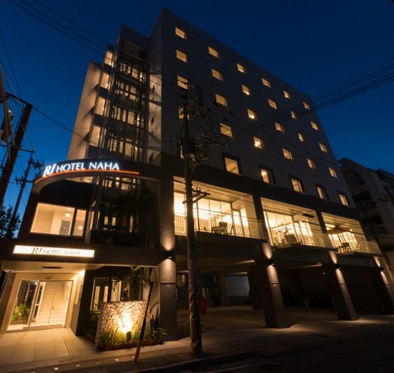RJホテル那覇