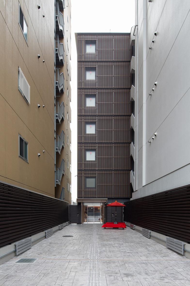 ホテルグラッドワン京都四条大宮...