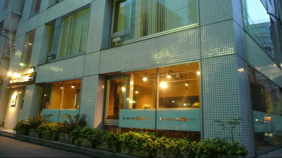 B&BRENGA東銀座(ベッド&ブレックファストレンガ)...