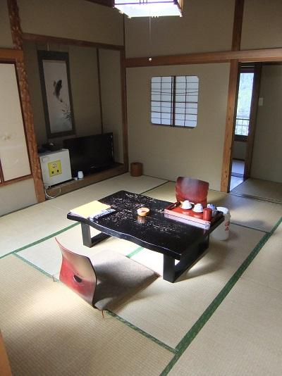 箱根大平台温泉 湯の花 画像