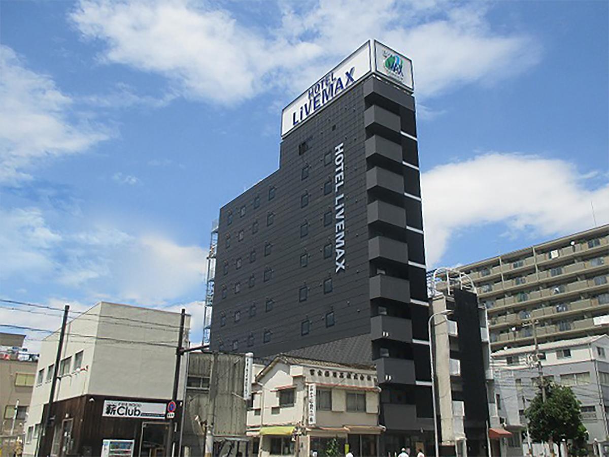 ホテルリブマックス大阪ドーム前...
