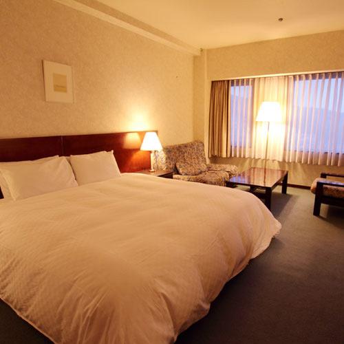 金沢国際ホテルの客室の写真