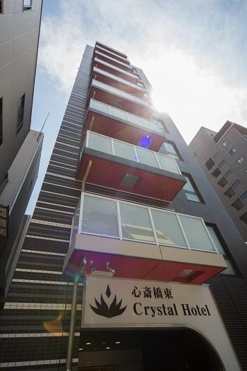 心斎橋東クリスタルホテル