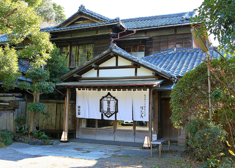 文化財の宿 旅館喜多屋の詳細